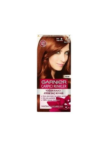 Garnier Garnier Çarpıcı Renkler Saç Boyası 6.46 Yoğun Bakır Kahve Renkli